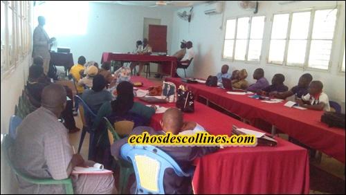 Kédougou: L'Unicef met sur la table du CDPE un peu plus de 26 millions FCFA