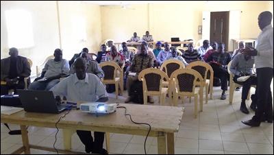 Kédougou: Les élus locaux à l'école des marchés publics et…