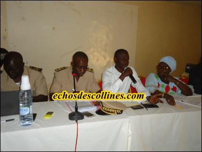 Kédougou: Le COPIL passe en revue le projet,«or équitable et réduction de l'utilisation du mercure dans l'orpaillage traditionnel»
