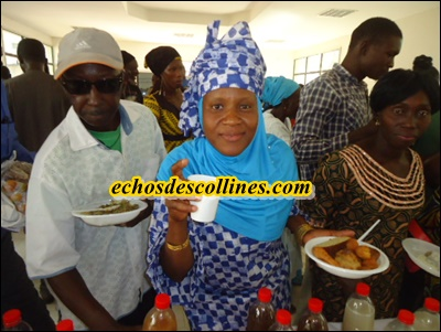 Kédougou: Le projet usaid/Yaajeende lance la journée régionale des produits bio fortifiés et nutritionnels