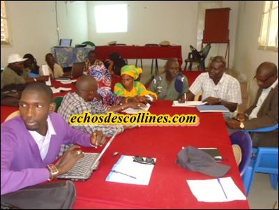 Promotion de la Bonne gouvernance, le département de Kédougou a élaboré son plan d'action