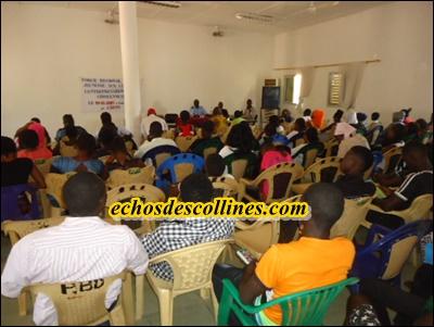 Kédougou: Les jeunes méditent sur leur sort