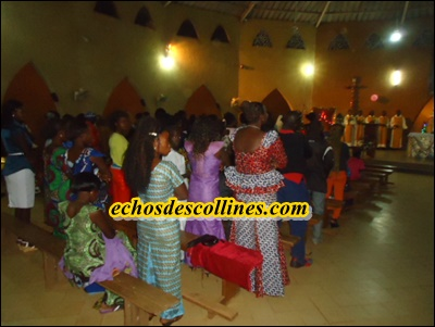 Kédougou: La nuit de Noël célébrée sous le signe de la paix et de l'amour…