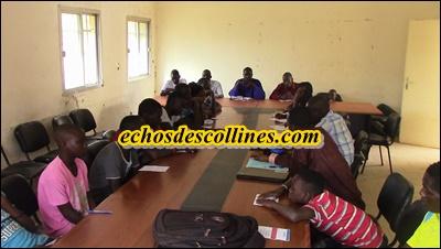 Kédougou: les maires des communes de Saraya, Dakatély et Dindéfélo s'engagent pour une ligne budgétaire dédiée aux enfants
