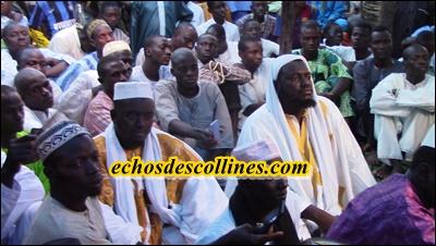 Kédougou: Missirah Dantila a célébré la naissance du prophète
