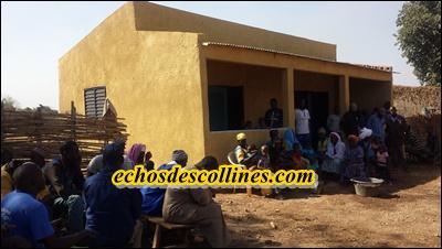 Kédougou: SGO dote le village de Bambaraya d'un abri à moulin