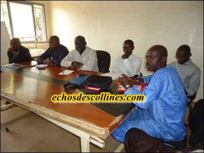 Ebola et problématique de l'Etat civil à l'école, l'IEF de Kédougou mise sur la sensibilisation
