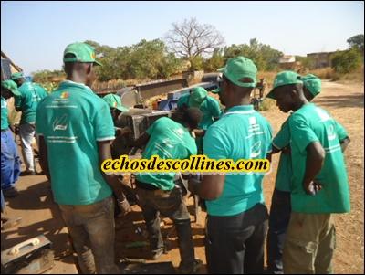 Kédougou: Le PADAER outille les artisans dans la fabrication du matériel aratoire