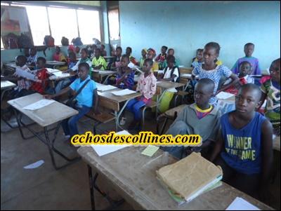 Kédougou: L'école placée au cœur du dispositif de lutte contre la maladie à virus Ebola