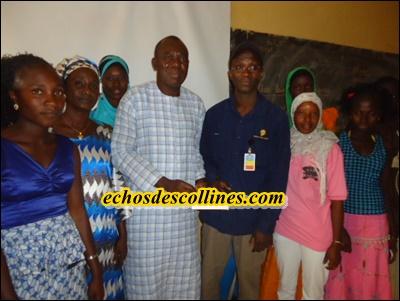 Kédougou: Incitation des filles dans les filières scientifiques et techniques, Teranga Gold soutient le projet