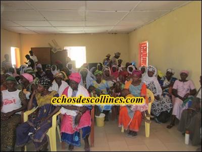 Forum sur les droits humains, la FAFS mobilise à Dimboli