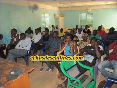 Tomboronkoto: La jeunesse se penche sur les problèmes de leur commune