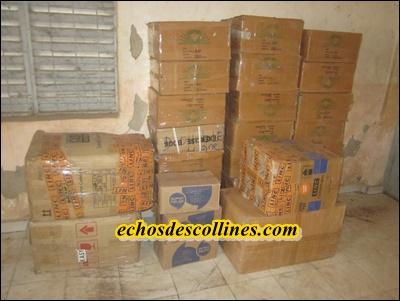 Kédougou: Diouma Mady Cissokho, maire de Missirah Sirimana dote sa commune en médicaments et fournitures scolaires