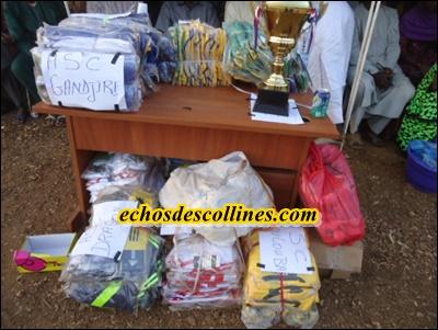 Salémata: La finale de la coupe du maire jouée ce samedi
