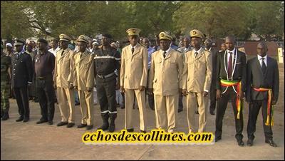Kédougou: Levée des couleurs, l'administration prend une option communautaire
