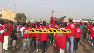 Kédougou: Des jeunes réclament le départ du maire de la commune de Kédougou