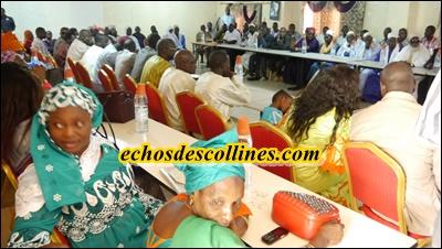 Kédougou: Le Préfet Papa Demba Diallo passe le témoin à Moustapha Diaw