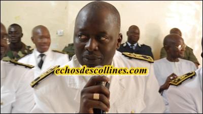 Moustapha Diaw, préfet de Kédougou«Je m'engage à accomplir mes missions avec lucidité et responsabilité»