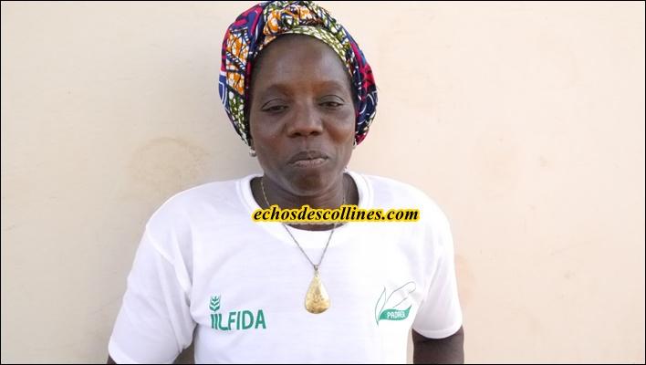 Kédougou: Sadio Danfakha, plaide pour les femmes de Saraya