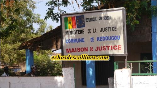 Kédougou: Maison de justice, le comité de coordination installé