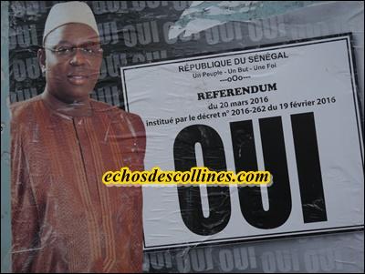 Kédougou-Campagne Référendum: Dernière bataille pour le OUI, un grand meeting des responsables de l'APR et des partis alliés du courant pour le OUI