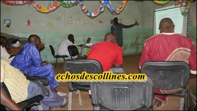 Kédougou: Les membres de la COSYDEP à l'école de l'analyse budgétaire