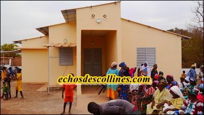 Kédougou: Fadiga inaugure son premier poste de santé baptisé Pasteur Nilson Teixera