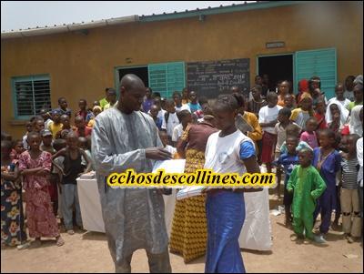 Kédougou: L'école Trypano fête ses meilleurs élèves