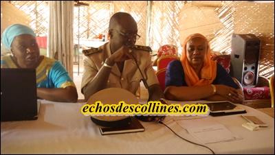 Kédougou: Lutte contre le SIDA, l'ANCS plonge les acteurs dans l'Univers du respect des Droits Humains.