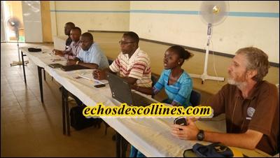 Kédougou: L'ong SADEV outille ses relais