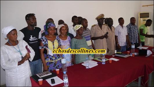 Kédougou: Le comité de gestion du DAC d'Itato est mis en place