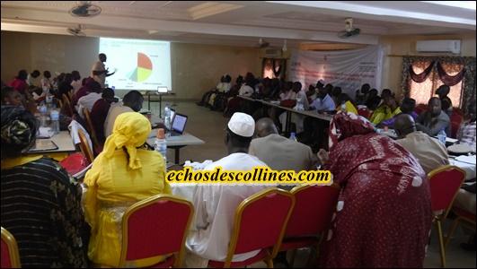 Mously Diakhaté à Kédougou pour promouvoir la lutte contre la mortalité maternelle et…