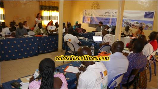 Kédougou: Lancement d'un nouveau projet de lutte contre la malnutrition
