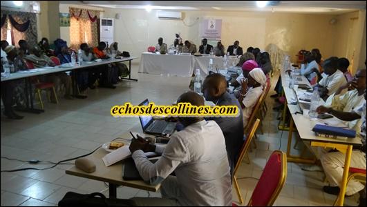 Kédougou: Le Fonds de Financement de la Formation Professionnelle et Technique présenté aux acteurs
