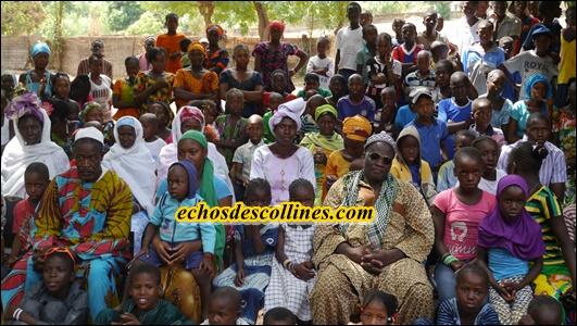 Kédougou: Fongolimbi se mobilise pour l'amélioration des performances en lecture.