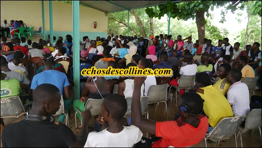 Kédougou: Le lycée Kédougou commune clôt son tournoi de génie en herbe