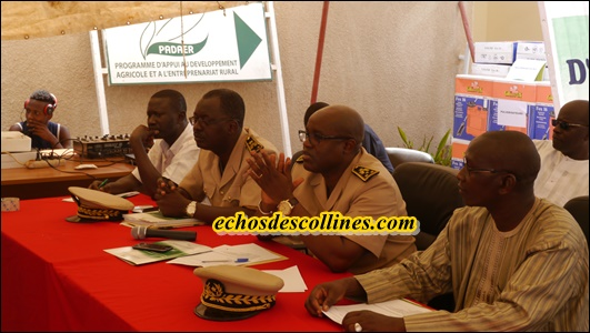 Kédougou: Le PADAER inonde la région en équipements agricoles