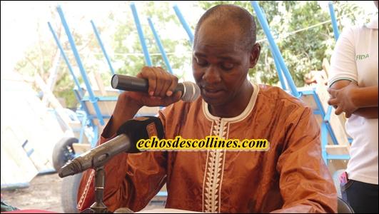Hamat Ly, Chef d'Antenne du PADAER/Kédougou « Nous sommes sur la bonne trajectoire»