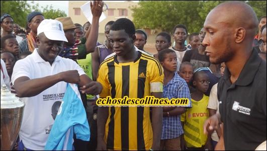 Kédougou: Lawol Tamba s'adjuge de la finale du «tournoi de l'amitié»