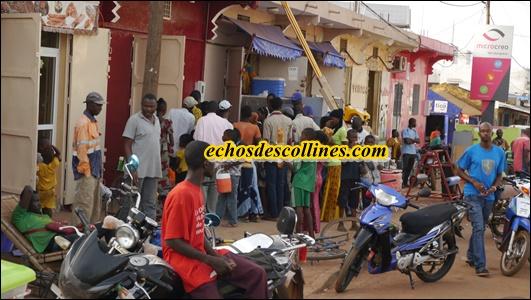 Ramadan 2016: A Kédougou commune, l'ampleur de la circulation varie selon les moments de la journée…