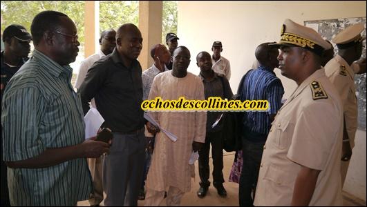 Kédougou, Démarrage du Bac technique179 inscrits 05 absents