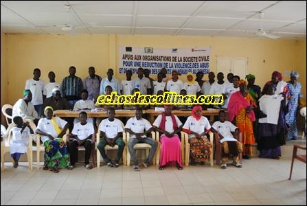 Kédougou: Pour « Mettre fin au mariage des enfants », les acteurs cogitent à Saraya