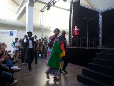 Kédougou vend la culture du Sénégal et de l'Afrique à l'extérieur