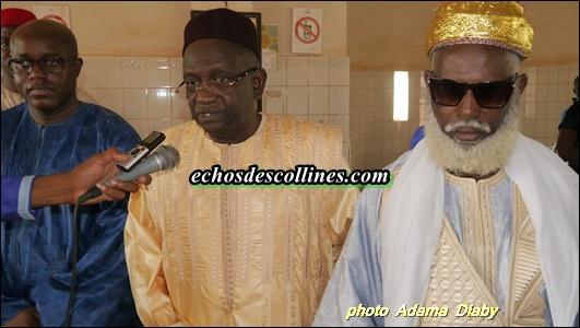A Kédougou: Opa Ndiaye, Secrétaire Général Adjoint du Gouvernement «Il faut éduquer les jeunes qui…»