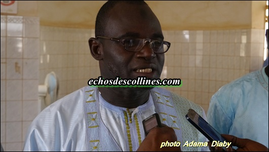Lessény Sy, Président du Conseil Départemental de Kédougou: «Il faut renforcer la PAIX et …»