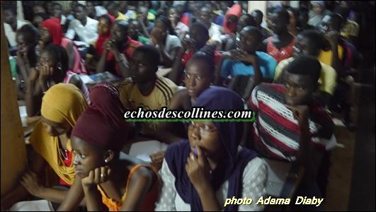 Kédougou: La Classe sociale prépare les candidats au BFEM