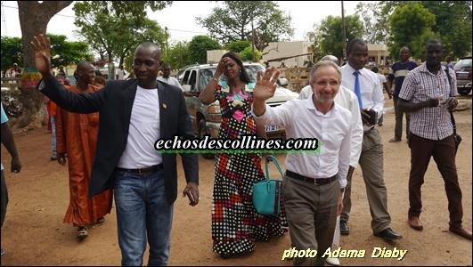 Kédougou: Mamadou Hadji Cissé décroche des partenaires en Espagne