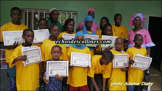 An 2 du PAQEEB: l'Inspection de l'Education et de la Formation de Kédougou fait des progrès