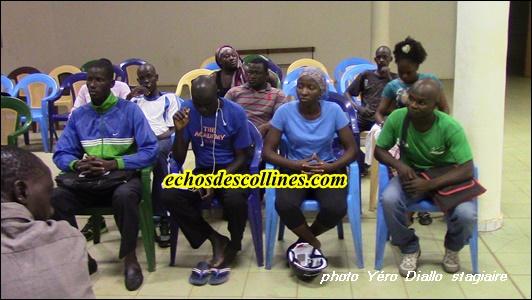 Kédougou Préparatifs des vacances citoyennes, la jeunesse se mobilise pour…