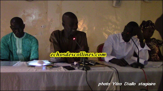 Kédougou: «Les Vacances citoyennes,….c'est du tourisme déguisé»